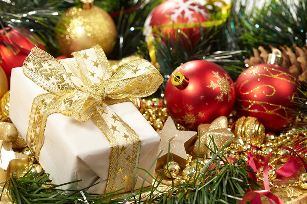 Лучшие обои для рабочего стола на новогоднюю тематику (6)