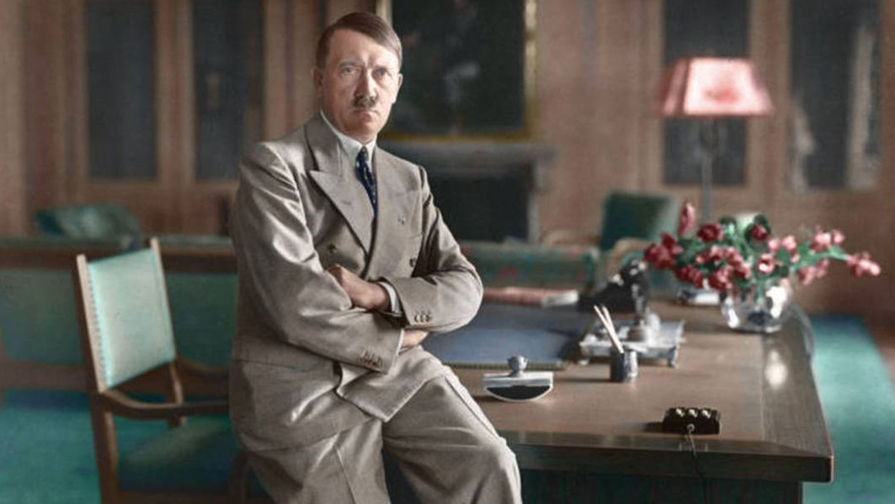 Роль Гитлера в истории мира 2