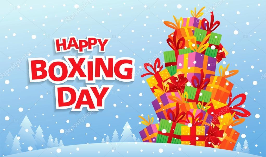 С днем подарков красивые открытки и картинки (7)