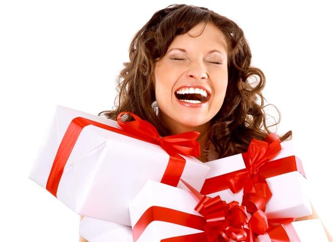 С днем подарков красивые открытки и картинки (8)