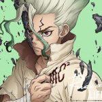 Доктор Стоун Dr. Stone красивые арты и картинки из аниме