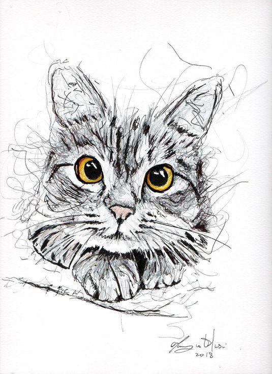 Красивые рисунки маркером для срисовки (2)