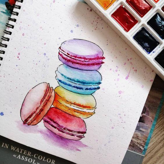 Красивые рисунки маркером для срисовки (9)