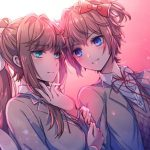 Doki Doki Literature Club! — подборка красивых картинок
