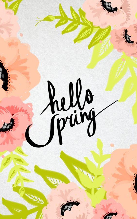 Весна лучшие обои для заставки телефона в отличном качестве (16)
