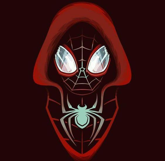 Красивые арты человека-паука в отличном качестве (11)