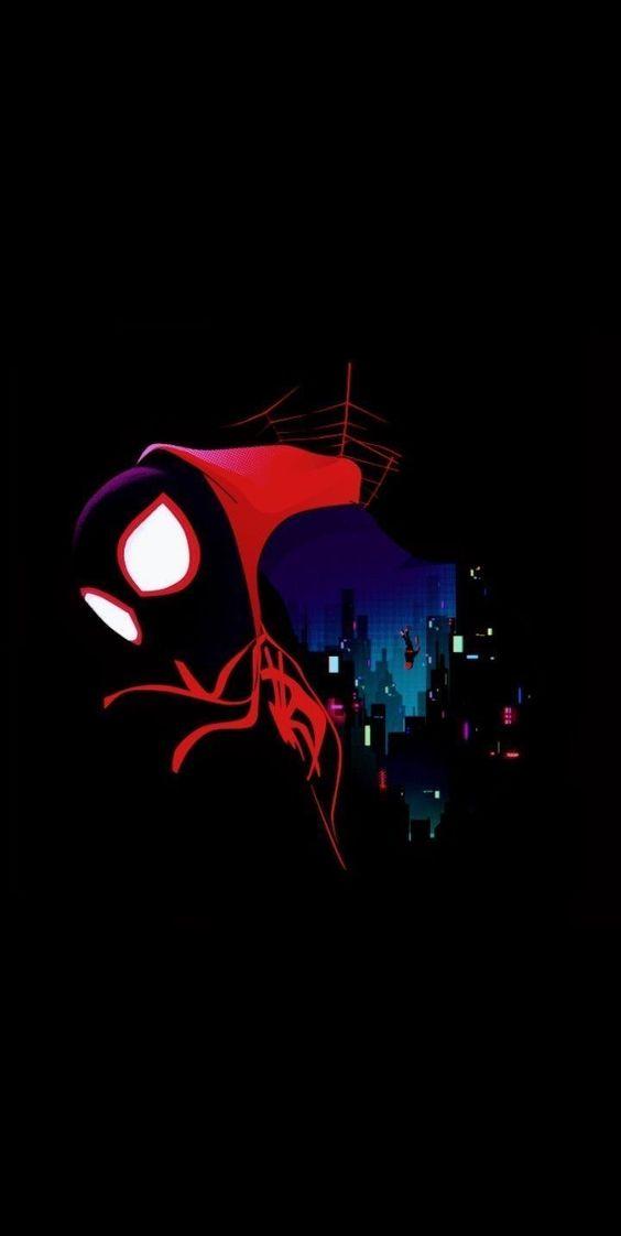 Красивые арты человека паука в отличном качестве (12)