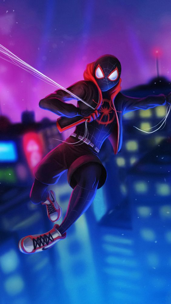 Красивые арты человека-паука в отличном качестве (2)