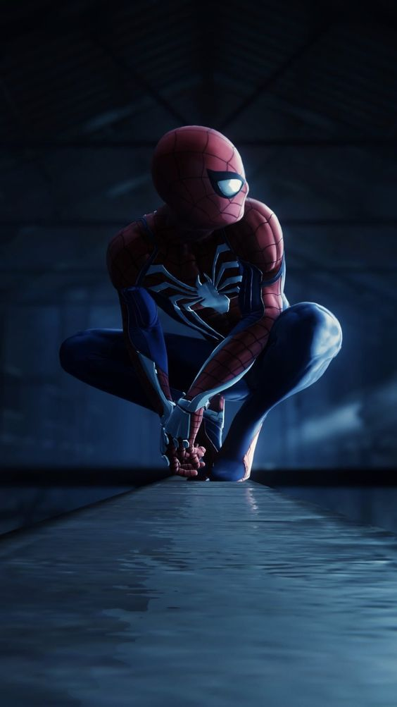 Красивые арты человека-паука в отличном качестве (8)