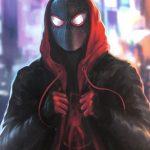 Красивые арты человека-паука в отличном качестве
