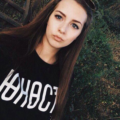 Красивые девушки на аву для социальных сетей - сборка фото (17)