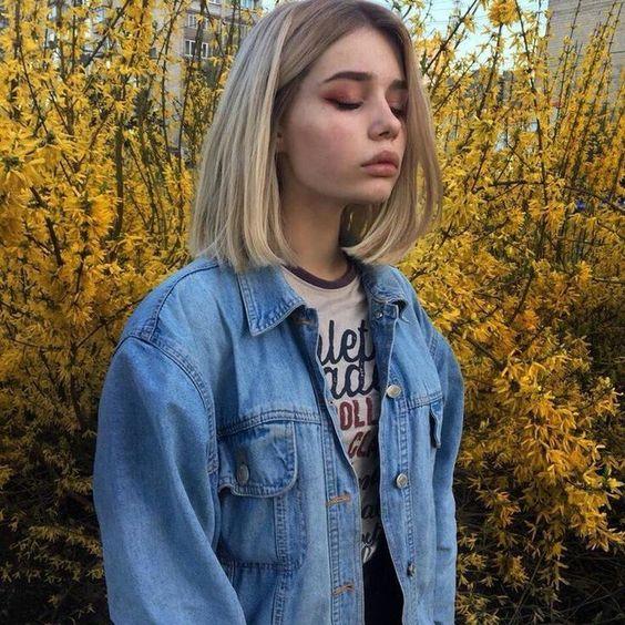 Красивые девушки на аву для социальных сетей - сборка фото (21)