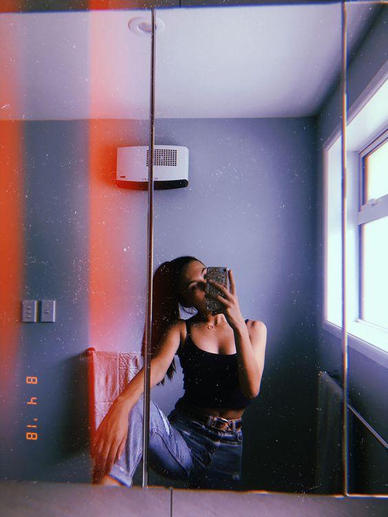 Красивые девушки на аву для социальных сетей - сборка фото (23)