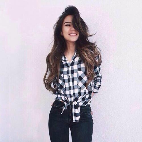 Красивые девушки на аву для социальных сетей - сборка фото (25)