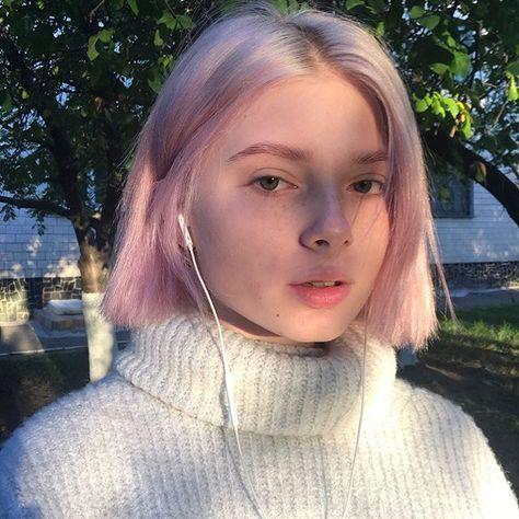 Красивые девушки на аву для социальных сетей - сборка фото (5)
