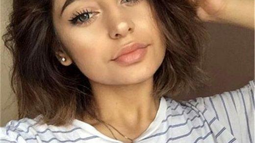Красивые девушки на аву для социальных сетей   сборка фото (7)