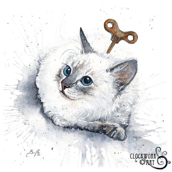 Красивые и крутые фотки на аву коты - подборка за 2020 год (16)