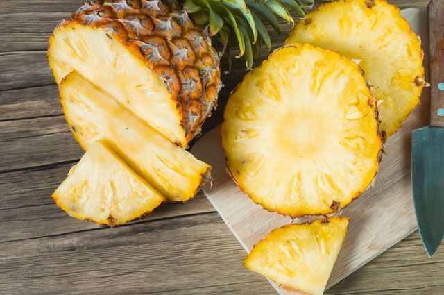 Красивые картинки на День свежего ананаса 16 февраля (14)