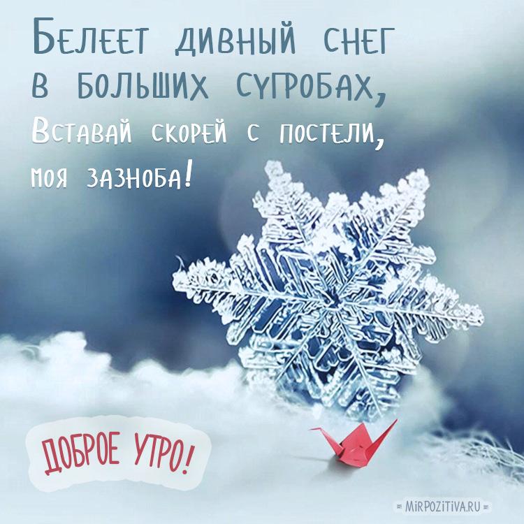 Красивые картинки с добрым и чудесным утром февраля (1)
