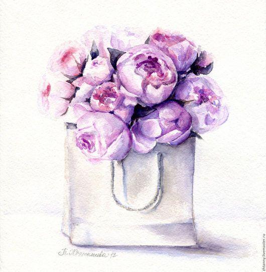 Красивые рисунки цветов для срисовки в свой дневник - 40 лучших идей (20)