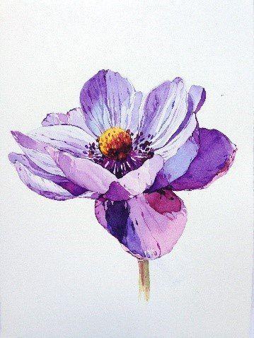 Красивые рисунки цветов для срисовки в свой дневник - 40 лучших идей (33)