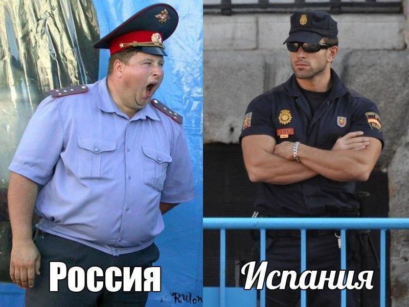 Смешные фото приколы с ментами и полицией - подборка (1)