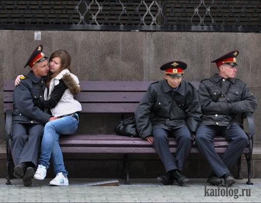 Смешные фото приколы с ментами и полицией - подборка (13)