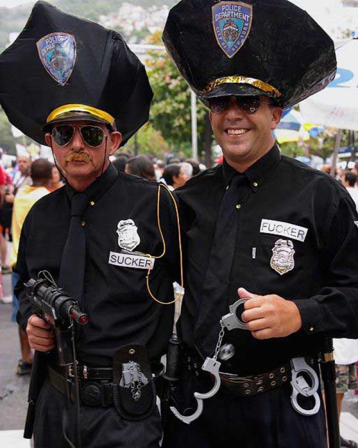 Смешные фото приколы с ментами и полицией - подборка (15)