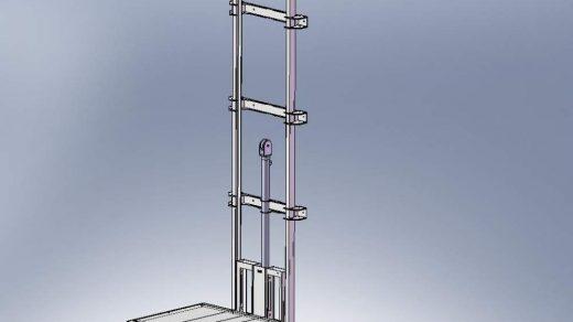 Что такое цепной подъёмник