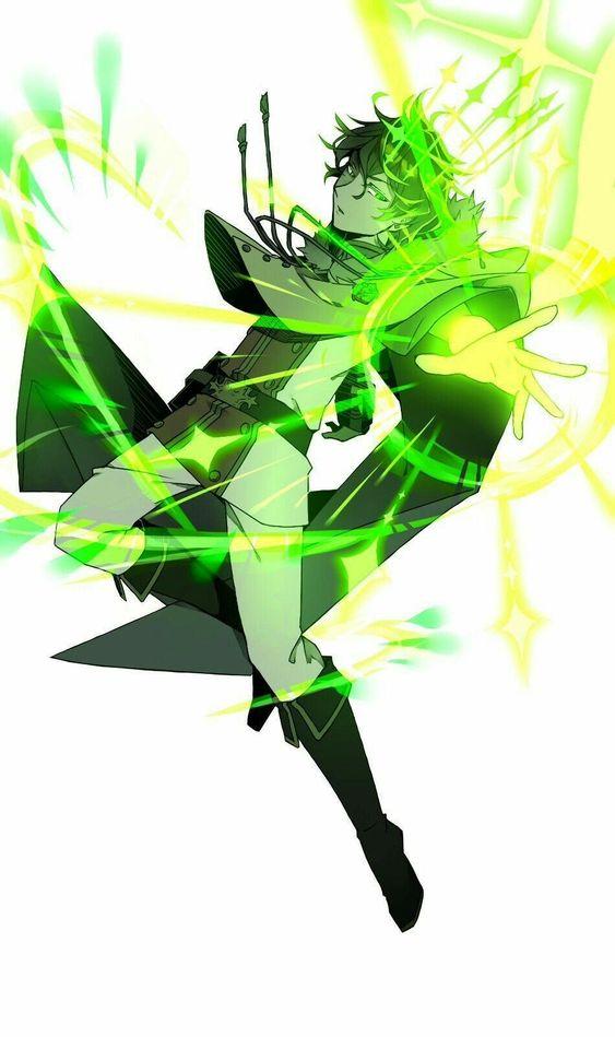 Юно из аниме Чёрный клевер - красивые арты и картинки (16)