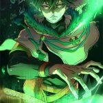 Юно из аниме Чёрный клевер — красивые арты и картинки