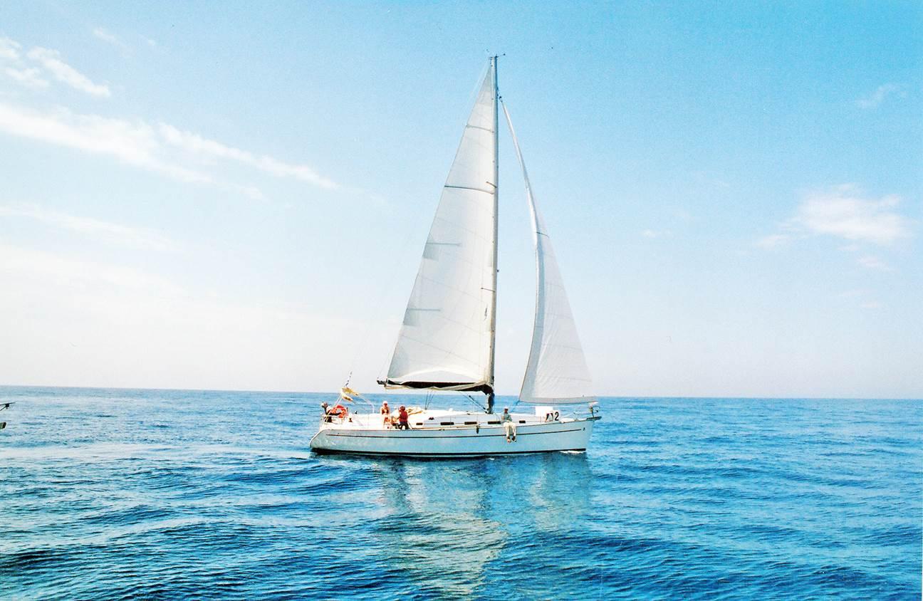 Яхта на море красивые картинки и обои в лучшем качестве (1)