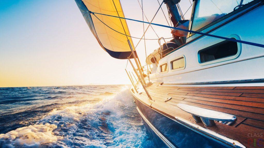 Яхта на море красивые картинки и обои в лучшем качестве (16)