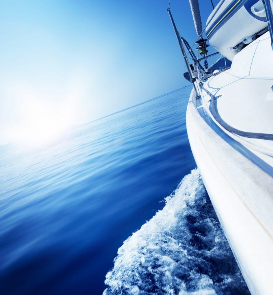 Яхта на море красивые картинки и обои в лучшем качестве (7)