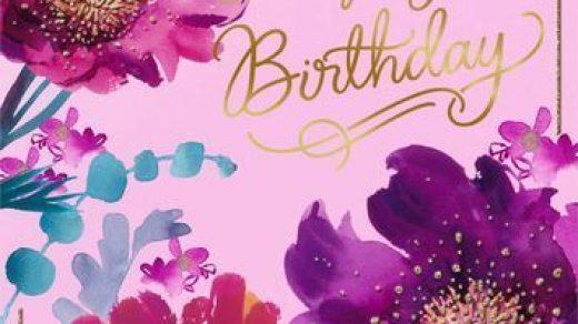 Happy Birthday to you   красивые поздравления на английском (8)