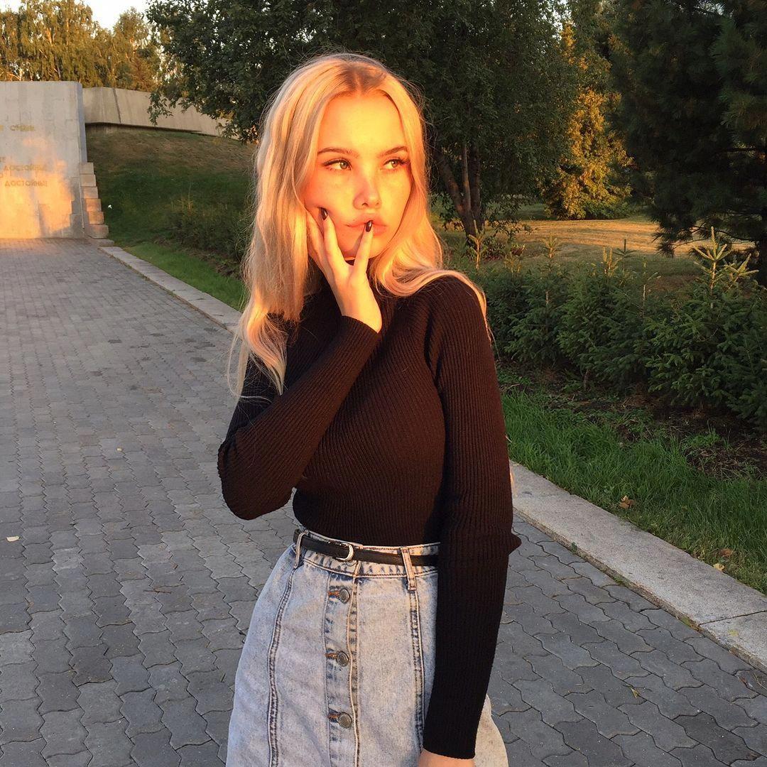 Аватарка для вайбера для девушки 2020   подборка (18)