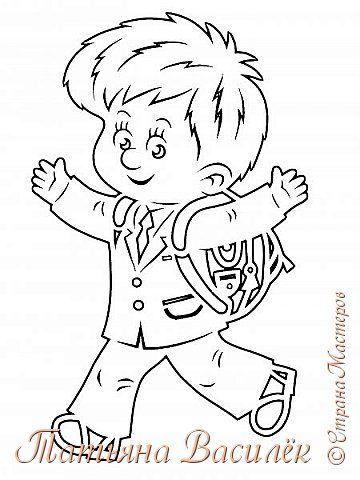 Идеи рисунки для детей 1 класса - большая подборка (13)