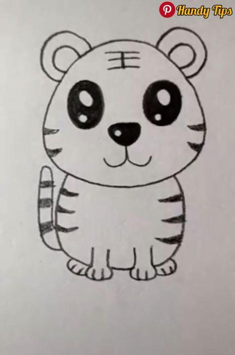 Идеи рисунки для детей 1 класса - большая подборка (16)