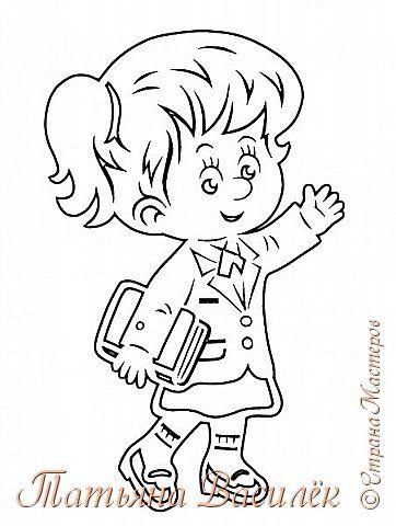 Идеи рисунки для детей 1 класса - большая подборка (21)