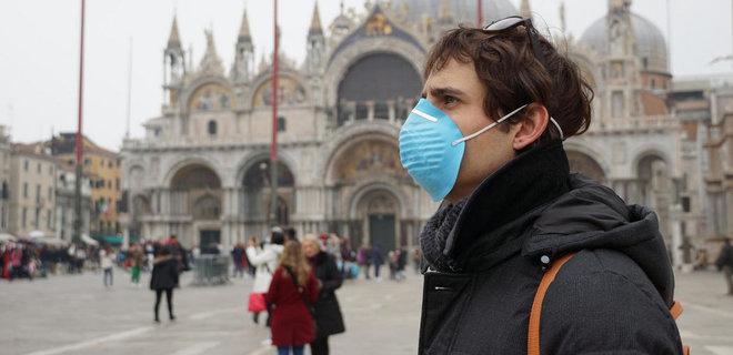 Италия сообщает о 602 новых случаях смерти от коронавируса