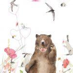 Картинки сказочного медведя для детей