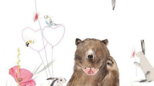 Картинки сказочного медведя для детей (26)