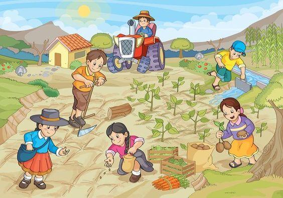 Красивые картинки с весной для детей (13)