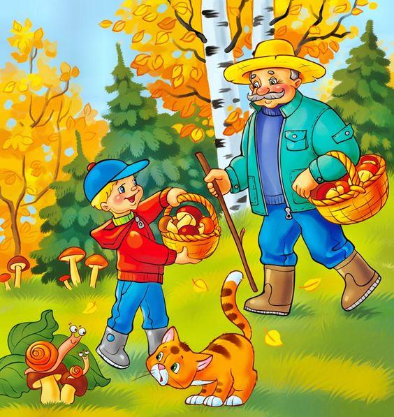 Красивые картинки с весной для детей (8)
