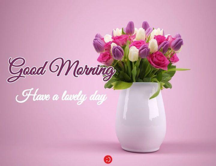 Красивые картинки с добрым утром апреля - подборка (1)