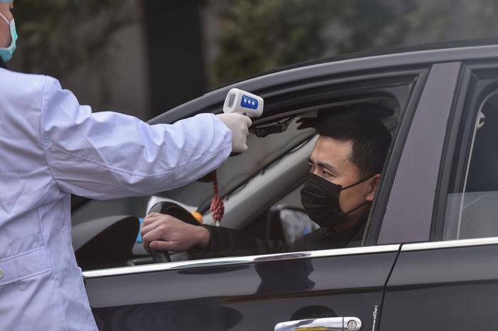 Фото короновируса в Китае, свежие фотографии - подборка 2020 (12)