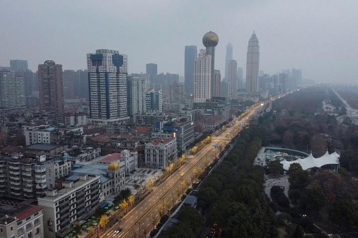 Фото короновируса в Китае, свежие фотографии - подборка 2020 (17)