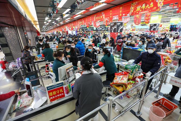 Фото короновируса в Китае, свежие фотографии - подборка 2020 (18)