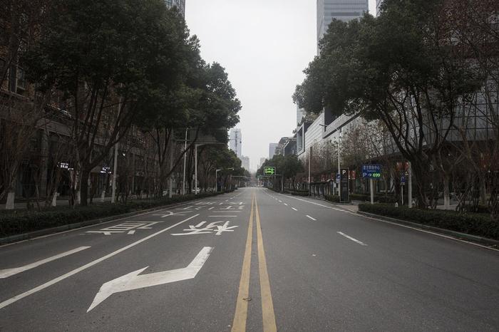 Фото короновируса в Китае, свежие фотографии - подборка 2020 (21)
