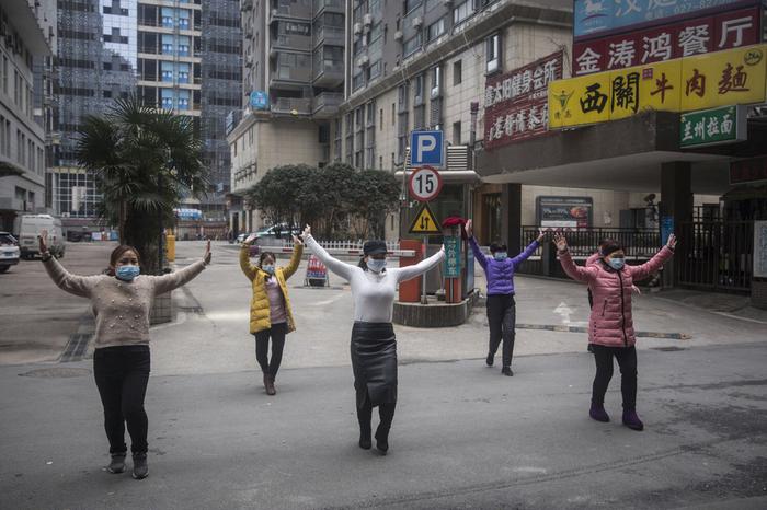 Фото короновируса в Китае, свежие фотографии - подборка 2020 (22)